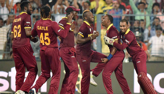 Impressive Windies fight back to level series with England