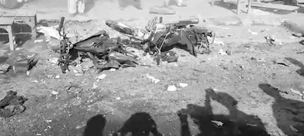 blast IED blast Dera Murad Jamali