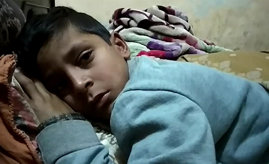 Nine-year-old boy badly tortured by cops in Lahore