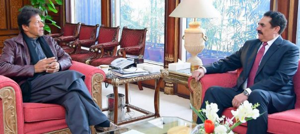 Raheel Sharif, PM Imran Khan, FM Qureshi, Sanjrani, IMCTC