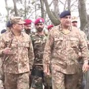ISPR COAS COAS Gen BAjwa LoC Pakistan Army Troops