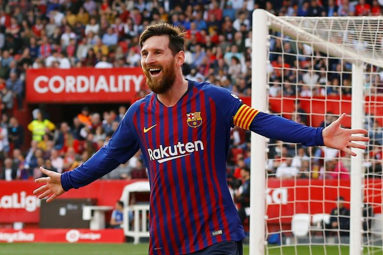 'Decisive' Messi downs Sevilla with 50th career hat-trick