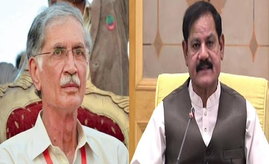 NAB launches inquiry against Pervaiz Khattak, Mushtaq Ghani & Amjad Khan