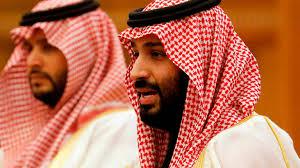 Saudi Arabia Crown Prince Mohammed bin Salman deputy defence minister woman ambassador to the United States Prince Khalid bin Salman Princess Reema
