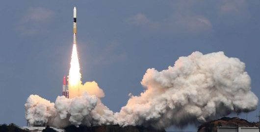 space falcon Hayabusa 2 asteroid japanese space life earth