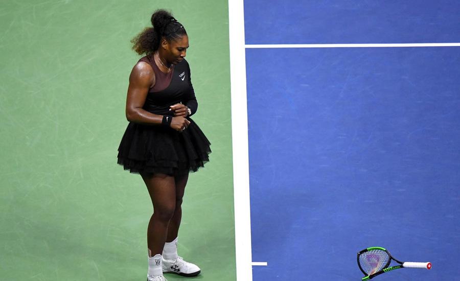 Cartoon of Serena Williams not racist: Australia watchdog