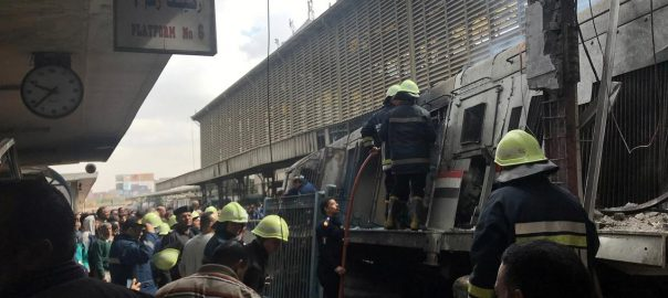 Cairo, train, station, killed, injured