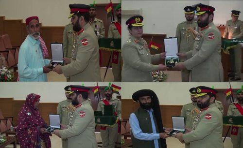 Military Awards army personnel Humayun Aziz Sitara-e-Imtiaz Tamgha-e-Imtiaz Tamgha-e-Basalat Civil & Military military civil