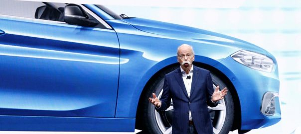 Daimler, BMW autonomous alliance seeks to define self-driving rules