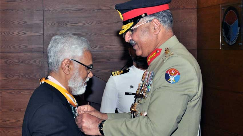 CJCSC confers Civil Awards on scientists, engineers