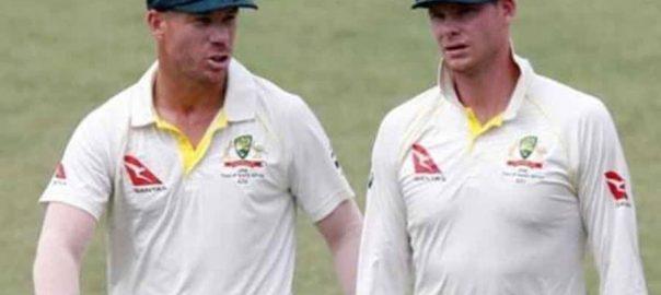 smith warner australia cricket Indian Premier League