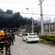 Blast at Chinese chemical plant kills 44, injures 640