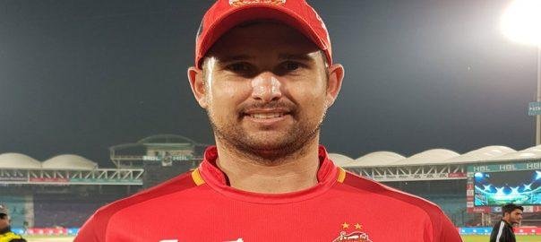 psl4 islamabad united lahore qalanders faheem delport man of the match