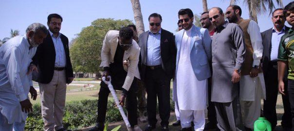 Darren Sammy PSL Peshawar Zalmi Javed Afridi Sindh Governor Visiting pakistan Governor House Quid's Mausoleum Quaid-e-Azam Mohammad Ali Jinnah Zalmi captain Mohammad Ali Jinnah
