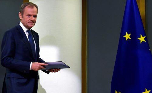 EU, Brexit, delay, May, wins, parliament
