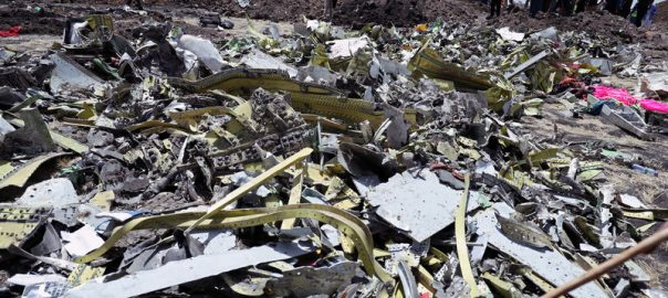 Ethiopia Ethiopia crash Boeing Co's 737 MAX