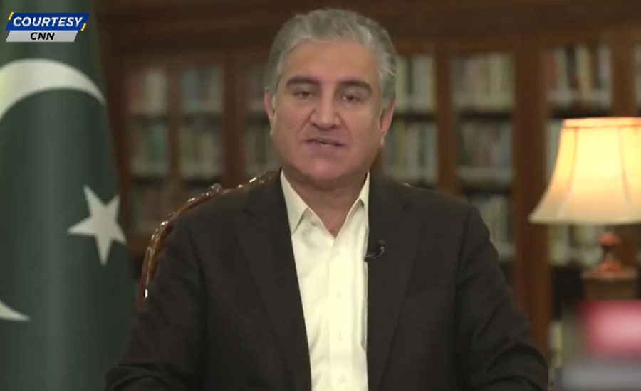 Pak-India war would be mutual suicide: FM Qureshi