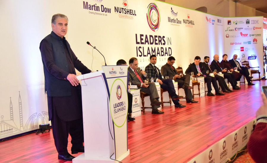 India didn't respond positively to our efforts for peace: FM Qureshi