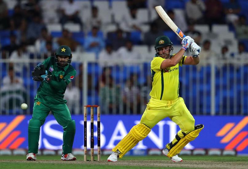 Finch century leads Australia to 8-wicket win over Pakistan in 1st ODI