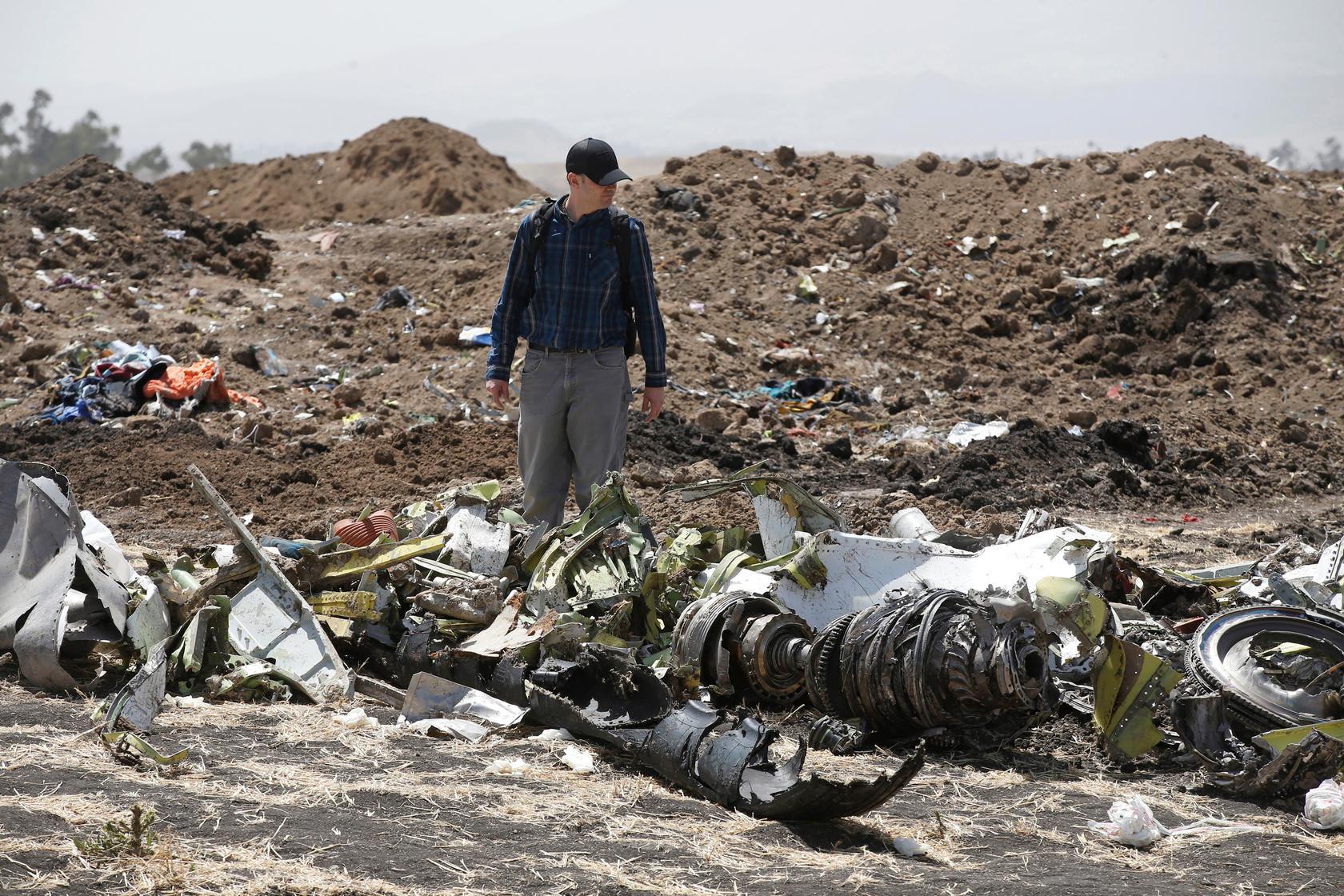 France takes Ethiopia crash black boxes, families grieve
