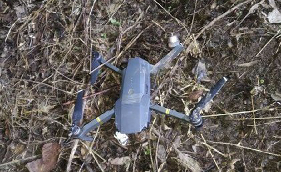 Pak Army troops shoot down Indian spying quadcopter in Rakhchikri Sector: ISPR