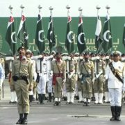 Armed forces, spectacular, parade, Pakistan Day, Islamabad