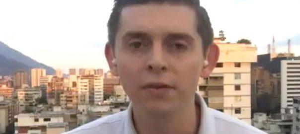 Venezuela American Journalist Juan Guaido US Americanb Trump