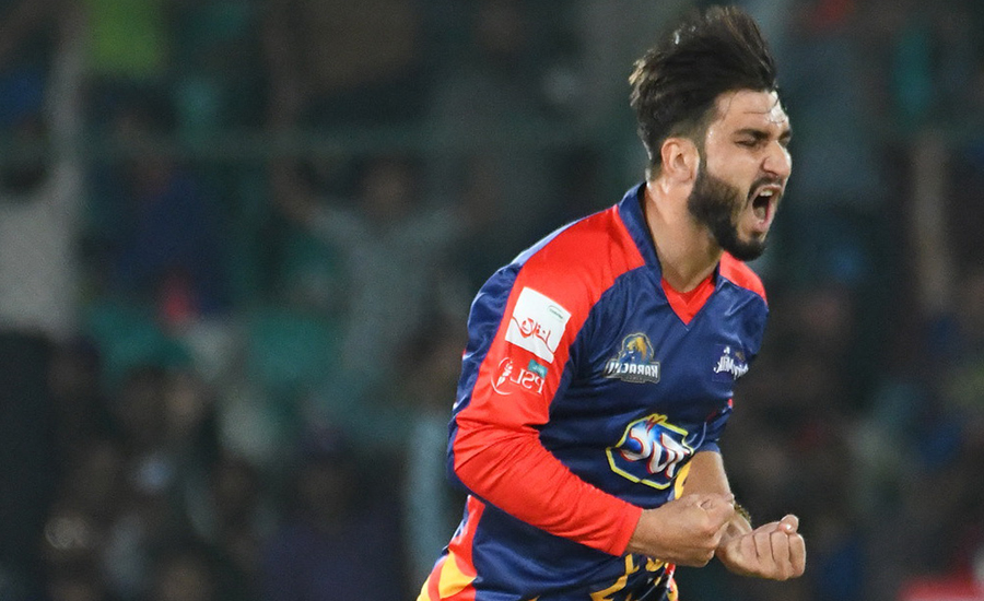 Karachi Kings snatch one-run win to earn playoff spot in PSL