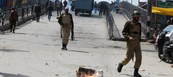 Indian troops, three Kashmiri, youths, Occupied Kashmir