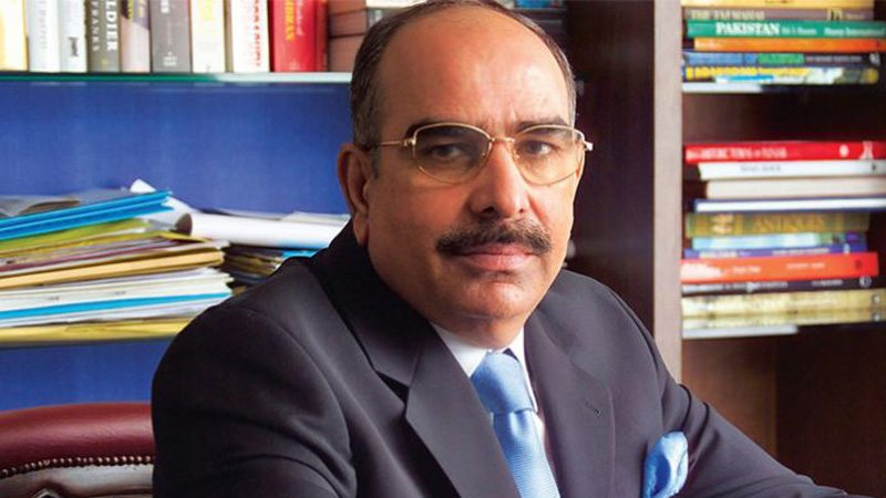 Malik Riaz's name removed from ECL for two month