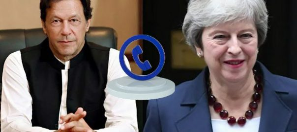 Theresa May, PM Imran Khan, release, Indian pilot