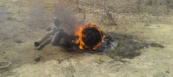 Indian, MiG-27, fighter, jet, crashes, Jodhpur