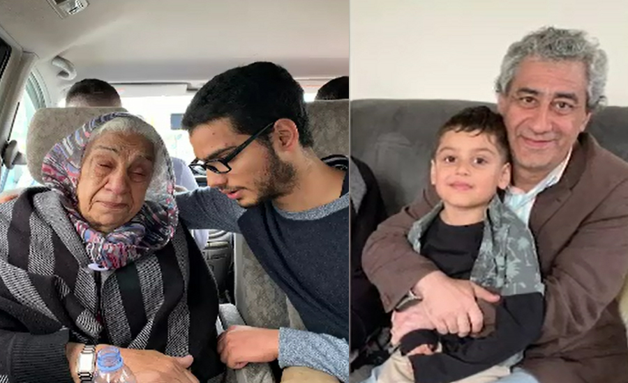 Martyred Naeem Rasheed's mother, brother reach New Zealand