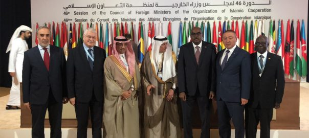 OIC, reaffirms, unwavering support, Kashmiri people