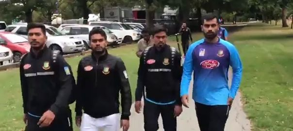 Christchurch New Zealand Bangladesh Terror attack terrorist attack Shrinivas Chandrasekera Mushfiqur Rahim Mario Villavarayen Vllavarayen Christchurch mosque