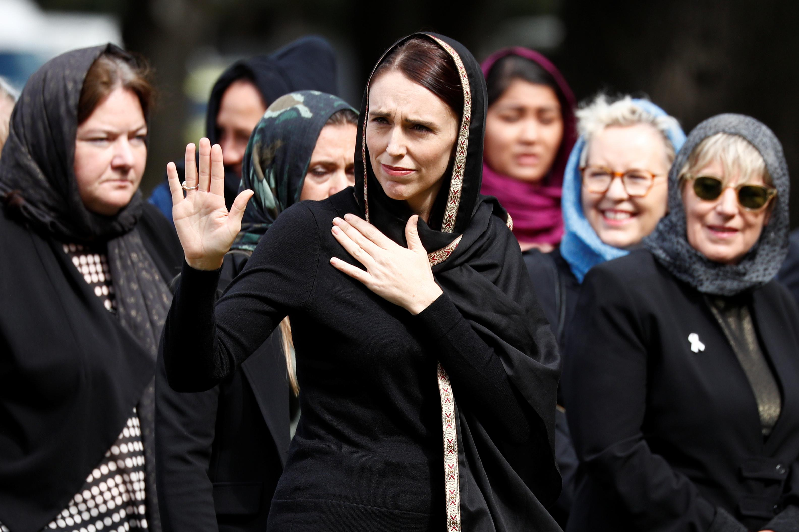 We are one, says PM Ardern as NZ mourns with prayers, silence
