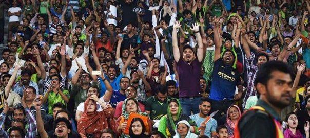 ISPR DG ISPR CRicket Pakistan armed forces Fawad ICC Indian criket teams wearing army caps army shirts Maj Gen Asif Ghafoor PSL final PSL final