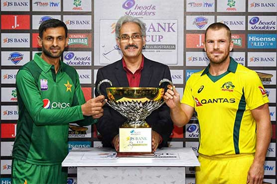 Pakistan-Australia ODI series to kick off in Sharjah today