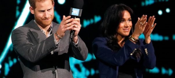 Prince Harry UK Social change Meghan