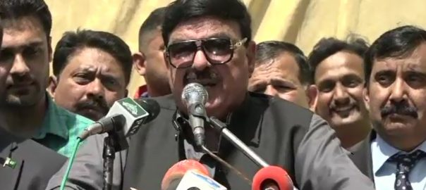 Nawaz, Zardari, five, overs, Sheikh Rasheed