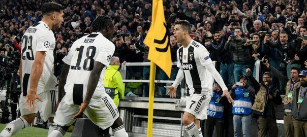 Ronaldo, disciplinary, hearing, goal celebration