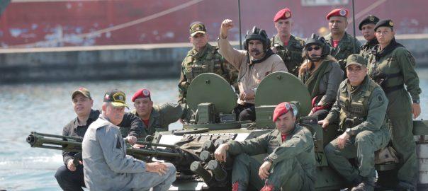 Russian Russian military team Venezuela officer Caracas