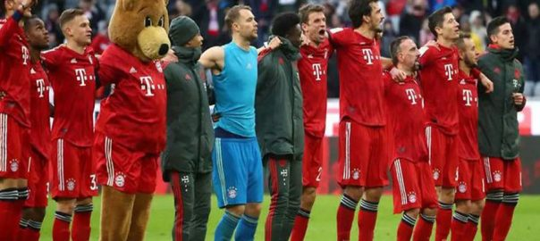 Bayern Munich VfL Wolfsburg Robert Lewandowski Borussia Dortmund