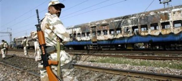Samjhauta, Express, case, Indian court, acquits, Hindu extremists