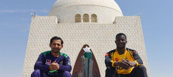 Quetta, Peshawar, PSL, final
