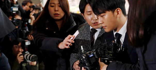 Sex video K-pop sex scandals
