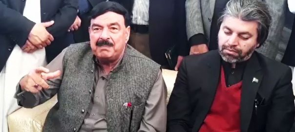 Sheikh Rasheed sheikh rasheed railways minister PPP PTI Pakistan tehreek-e-Insaf Bilawal Bhutto Pakistan Peoples Party Train March