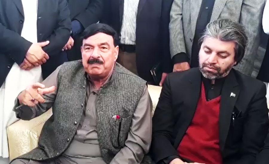 Now Bilawal has become 'national zero', says Sheikh Rasheed