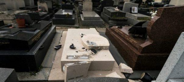 Paris Surrealist artist vandalized Man Ray's tomb