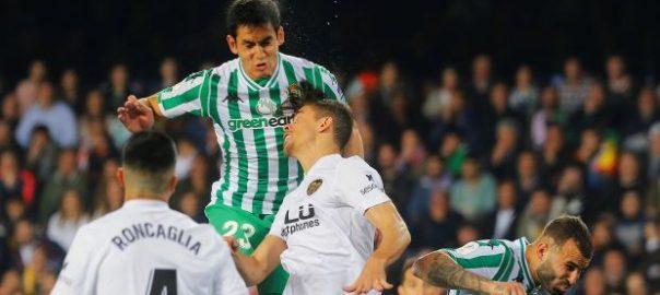 Valencia BArca COpa COpa final FIFA Football Betis